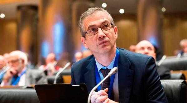 Pablo Hernández de Cos es optimista ante el panorama económico español.