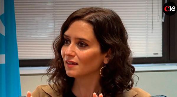 La candidata a la Comunidad de Madrid en entrevista exclusiva con Cambio16.
