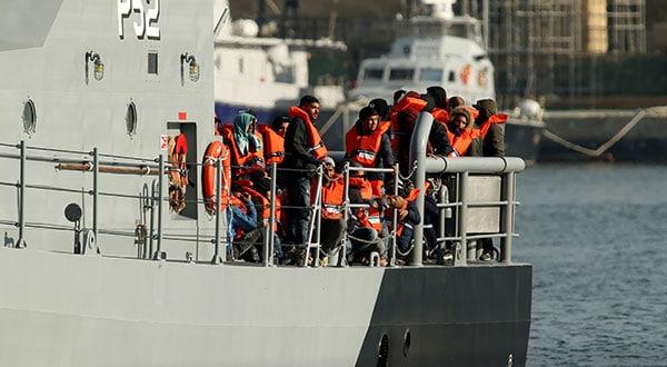 Rescate migrantes