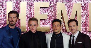 Los censores chinos eliminan escenas gay de la película 'Bohemian Rhapsody'