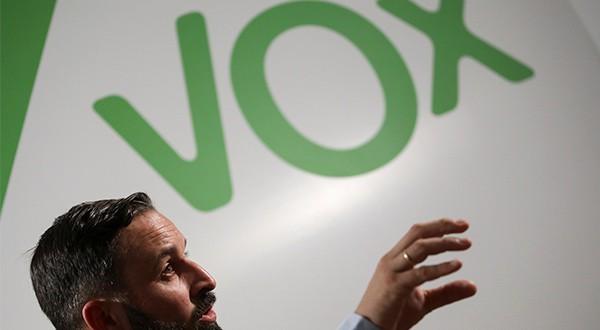 VOX espera recaudar un millón de euros para el 26 de abril. La formación indicó que la cantidad recaudada en dos días fue de 227.868 euros