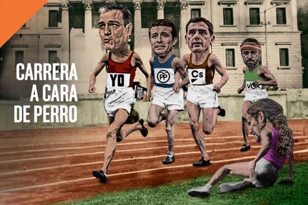 Todos contra Sánchez… Y Pedro Sánchez contra todos