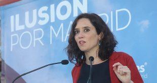 """Isabel Díaz Ayuso: """"Defiendo las políticas liberales del PP"""" (primera parte de la entrevista exclusiva)"""