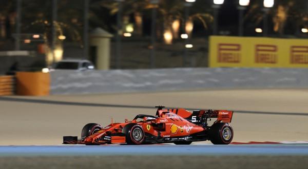 prácticas para el GP de Bahréin
