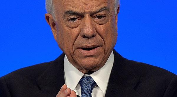 El expresidente de BBVA, Francisco González, notificó su renuncia en la víspera de celebrarse la junta anual de accionistas del banco.