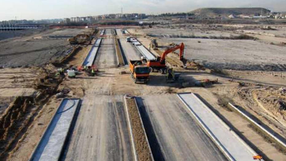 El macrodesarrollo de los Berrocales está delimitado al este por la M-50, al norte por la línea 9 del metro, al sur por la autopista A3 y al oeste por la M-45. / CAMBIO16