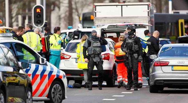 Presunto ataque terrorista dejó tres fallecidos en Holanda