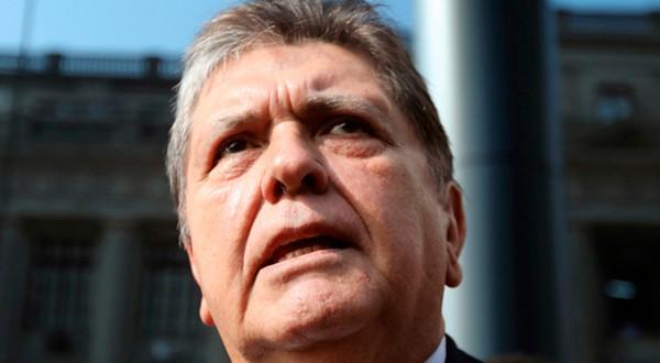 Caso Odebrecht llevó al suicidio a expresidente de Perú Alan García