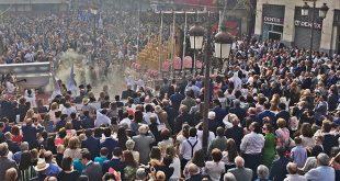 Bosch ayuda a garantizar la seguridad en la Semana Santa de Sevilla