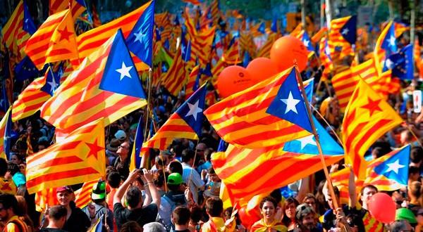 La opción del independentismo aumenta entre los electores catalanes.