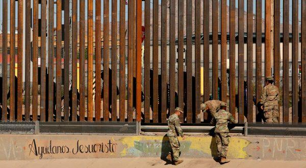 Detuvieron a líder de un grupo armado en la frontera EEUU-México por detención de inmigrantes