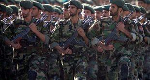 Trump trató de terroristas a la Guardia Revolucionaria de Irán
