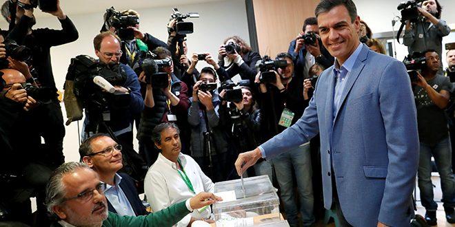 Los líderes políticos llaman a la participación para garantizar el futuro de España