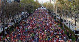 Correr en Madrid a ritmo de rock