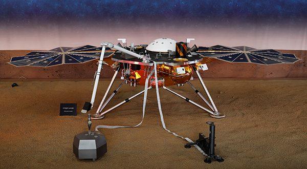 Noticias desde el espacio: Posible temblor ha sido detectado en Marte