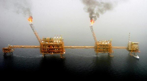 Precios de petróleo en abril