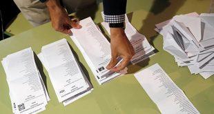 Primeros resultados elecciones generales