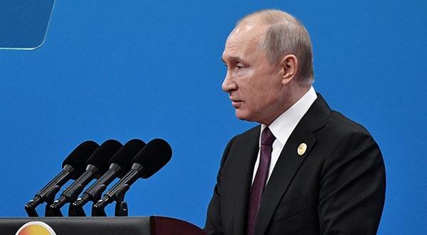 Putin Irán