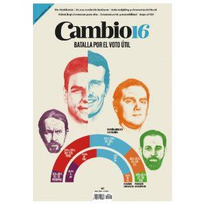 Revista Cambio16 numero 2256