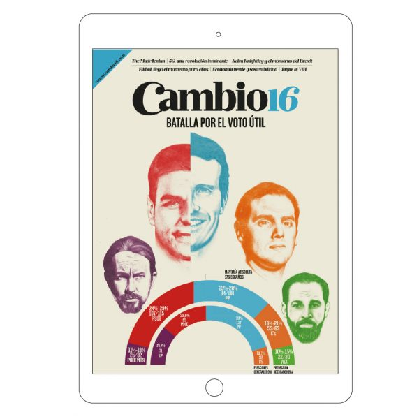 Revista Digital Cambio16 numero 2256