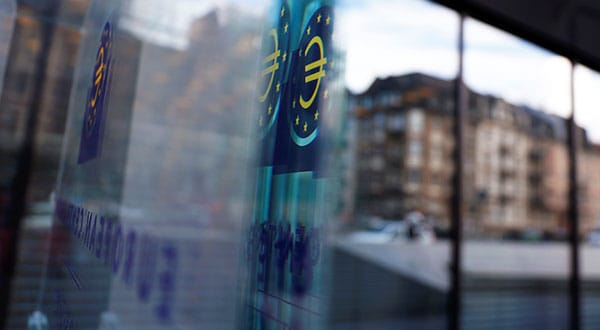 Las decisiones del BCE podrían brindar una exoneración parcial a las entidades financieras de la zona euro.