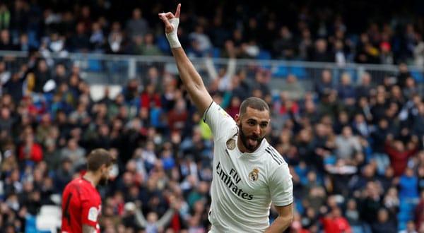 Karim Benzema se mantiene en racha