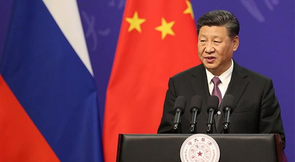 Presidente chino Xi Jinping