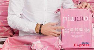 Correos Express colabora con el éxito de la startup de moda Pianno39