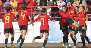 selección española de fútbol femenino