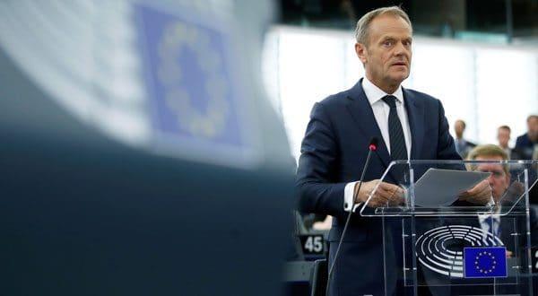 EL PPE lidera las proyecciones electorales para la Eurocámara