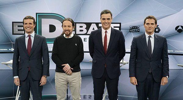 Segundo debate sin acuerdos claros para formar gobierno