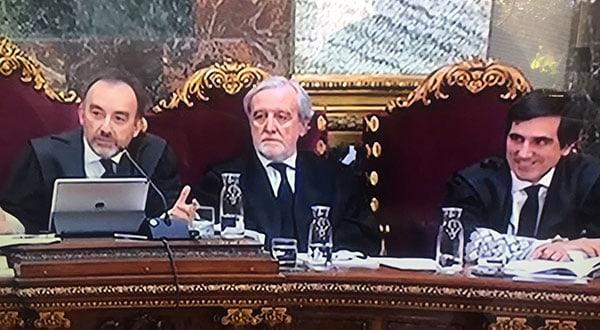 Este miércoles prosiguió el juicio al procés con la declaración del entonces comisario de los mossos Fernan López.
