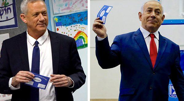 Benjamin Netanyahu obtuvo una apretada victoria en las elecciones israelíes