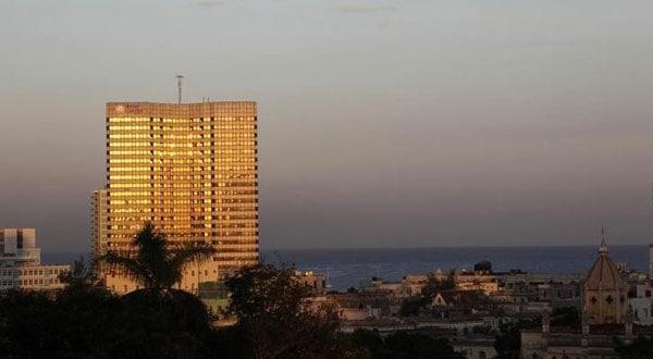 Imagen de archivo del hotel Meliá Cohíba en La Habana, oct 8, 2009.