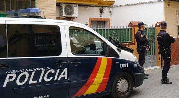 atentar en Sevilla
