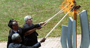 Ruanda rinde homenaje a los caídos por el genocidio de hace 25 años