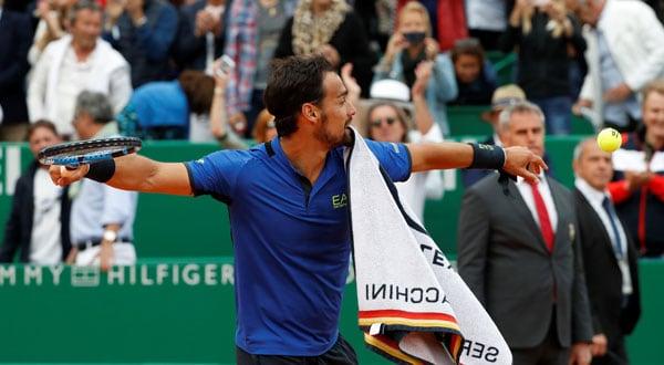 Fabio Fognini alcanzó su primera final de Masters 1000
