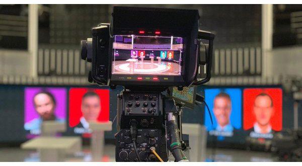 Candidatos se alistan para el debate electoral televisado