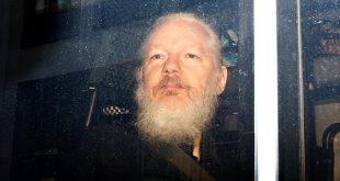 Policía Británica arrestó a Julian Assange en la embajada ecuatoriana en Londres