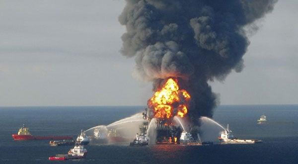 El accidente en 2010 del BP Deepwater Horizon se considera como el mayor desastre petrolero registrado en la historia de EEUU.