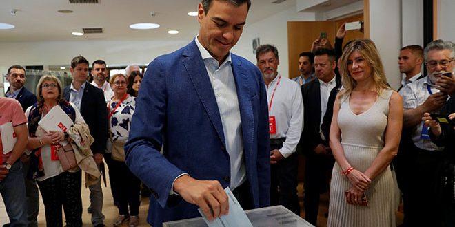 Arranca el superdomingo electoral bajo el signo de la 'segunda vuelta'