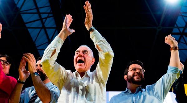Ernest Maragall obtuvo la victoria en Barcelona pero ahora depende de pactos políticos para gobernar. Cortesía.