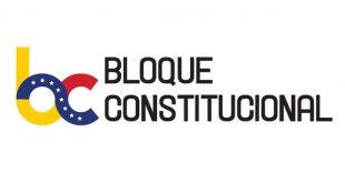 Bloque Constitucional: hoja de ruta en Venezuela es piedra angular de transición a la Democracia
