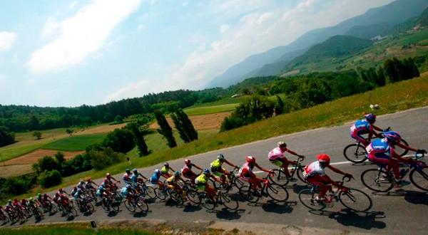 El Giro de Italia 2019 comenzó desde la ciudad de Boloña.