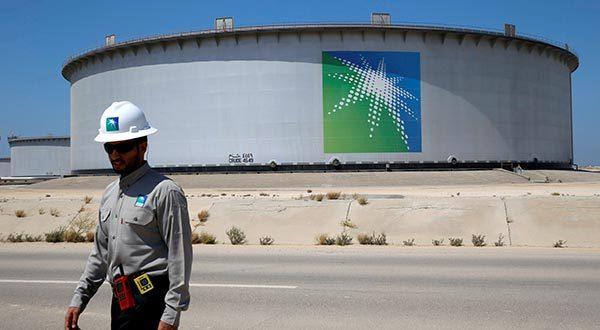 Importaciones chinas de petróleo de Arabia Saudita aumentan un 43% en abril