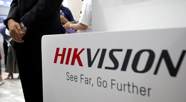 Gobierno de Estados Unidos podría colocar en su lista negra a la mayor empresa china de vídeo vigilancia