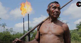 Los waorani contra las petroleras en la Amazonia de Ecuador