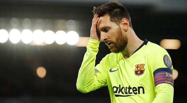 En el Barça fracasó la adoración a Messi