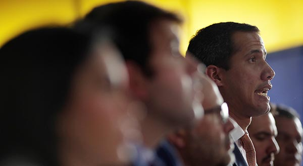 Nicolás Maduro en el poder