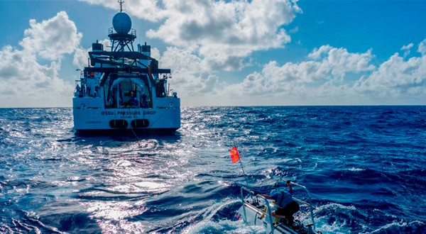 Encuentran basura en el Pacífico a casi 11 kilómetros de profundidad. El descubrimiento se hizo en la Fosa de las Marianas